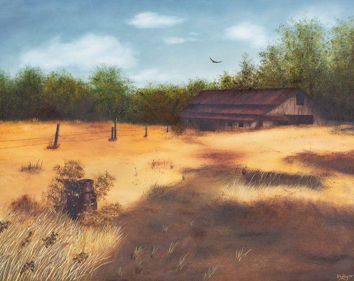 Prairie Barn - Michelle LeVesque Knie