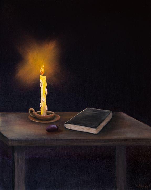 Evening Prayers - Michelle LeVesque Knie