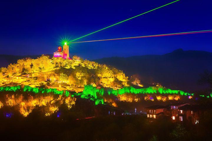 Tsarevets Fortress In Veliko Tarnovo - Ivan Banchev Photography