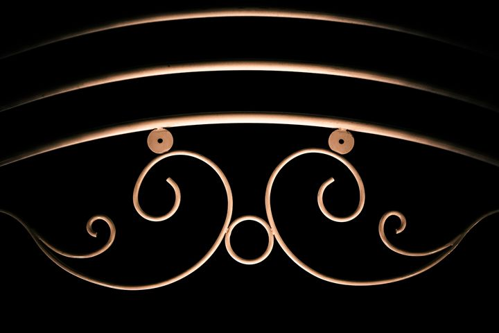 brown fence ornamental elements on b - Ivan Banchev Photography