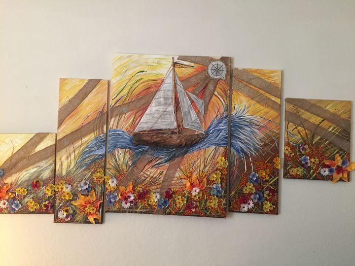Sailing - Mag`s Gallery