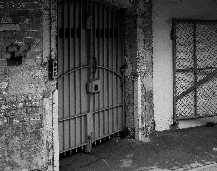Prison Gates - Steven Perdikis