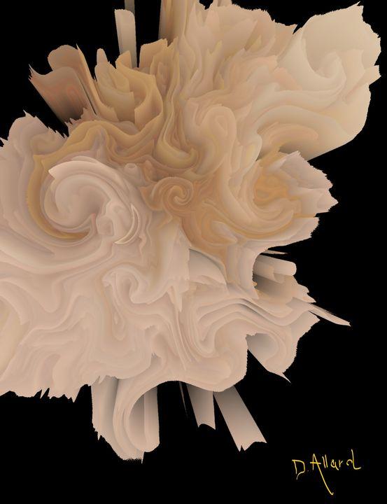 Butterscotch Sundae - Debi Allard Art