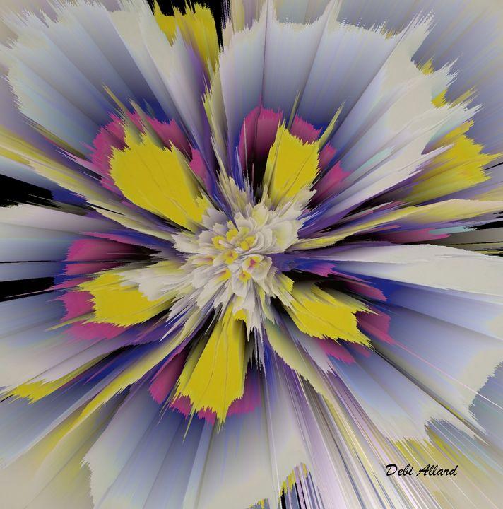 Fierce - Debi Allard Art