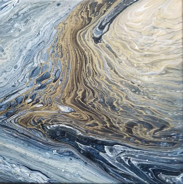 High Tide - Debi Allard Art