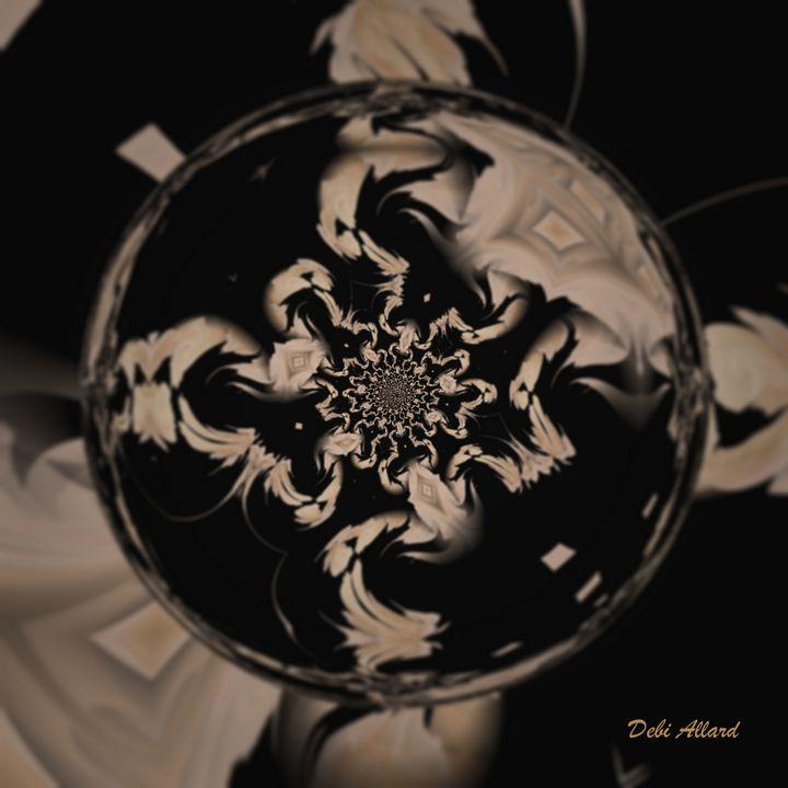 From the Outside - Debi Allard Art