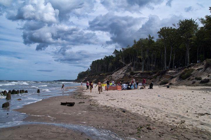 Unguarded Baltic beach - Jarek Witkowski gallery