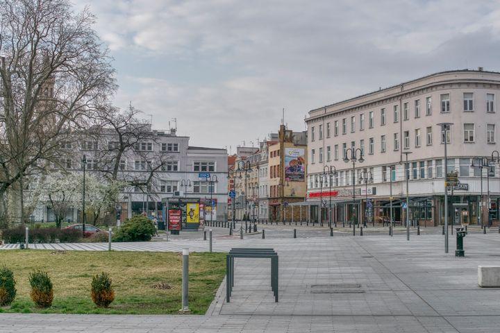 city during the coronavirus - Jarek Witkowski gallery