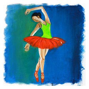 Ballet Dancer 1