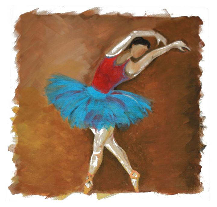 Ballet Dancer 2 - F 3 : Fusion of Fine and Folk