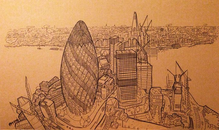 London - Ruy Porto