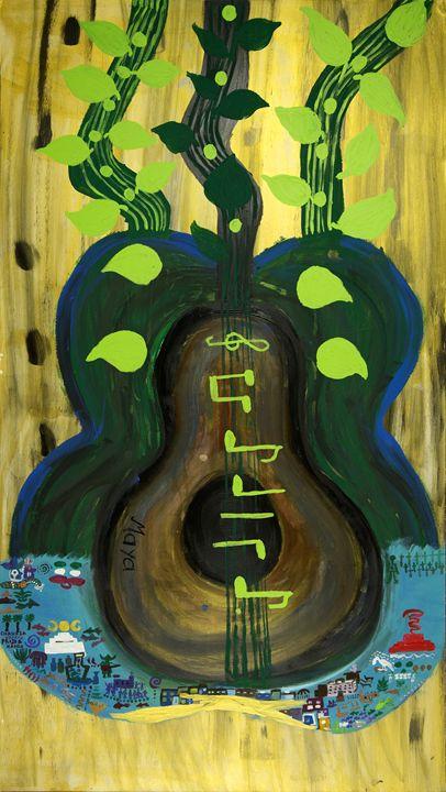 Guitar of Cancun - Sylvia Bach