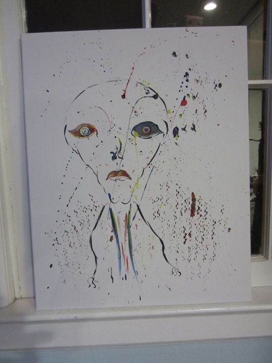 Visitor - Jonathan D. Quintana Dream Art