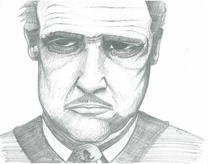 Marlon Brando _ The Godfather