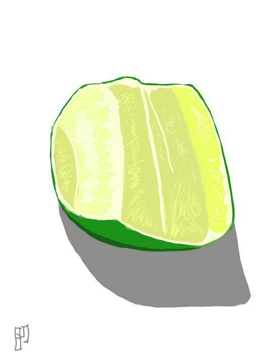 Lime Slice - NOAJ