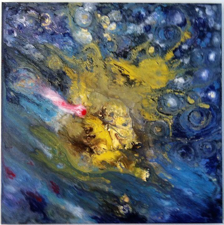 STARY NIGHT - http://naturemodernart.com