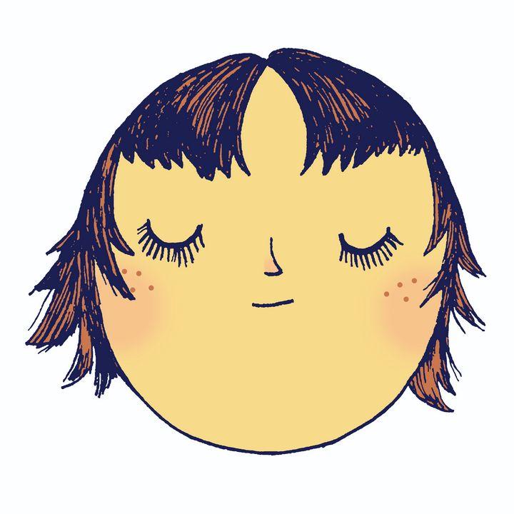 Girl with Pixie Haircut - Lindsay Hutchinson