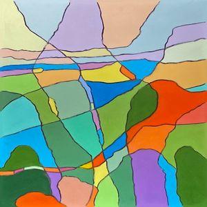 Imaginary Landscapes Serie - 4/5