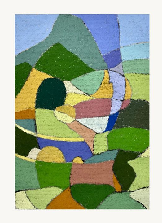Landscape Colors - Didier Henri LOUIS