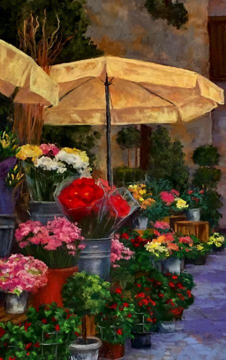 Vibrant Blooms - candice ferguson fine art