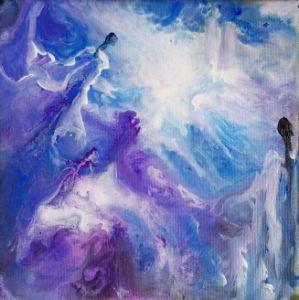 Into the sky - Nahalah