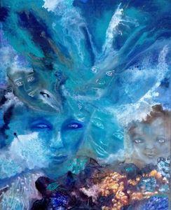 Créatures des profondeurs - Nahalah
