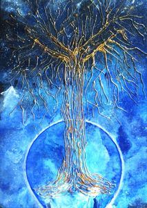 Le chant de la terre aux étoiles - Nahalah
