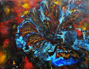 Fleur cosmique - Nahalah