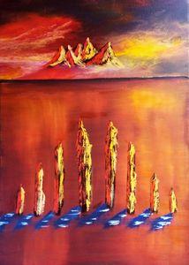 Le chant du crépuscle - Nahalah