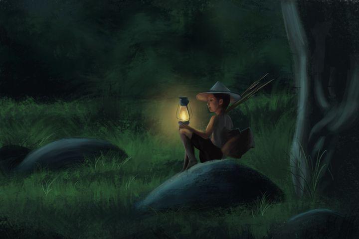 The Peaceful Wild - Artsy_avp