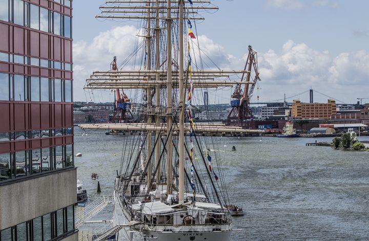 Port of Gothenburg - Inglund Photography