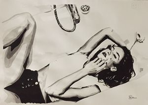 hiding - Eugenia Retana