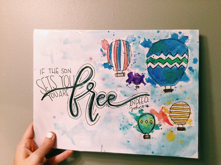 FREEDOM! - Chelsea Bair