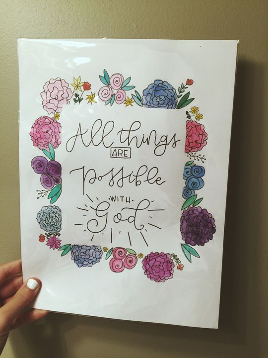 All Things Are Possible 1 - Chelsea Bair