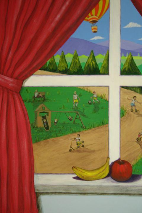 Window - Marlena Art