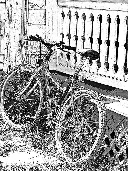 summer ride - peggy loughlin