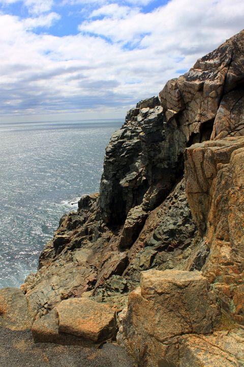 cliffs - peggy loughlin