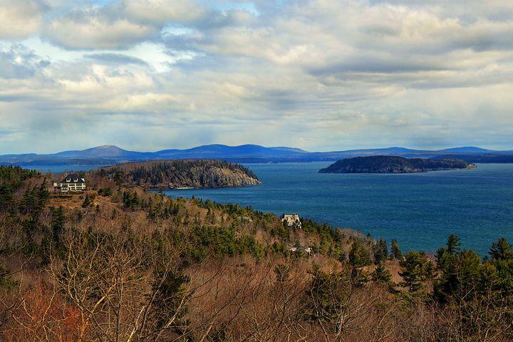Acadia park - peggy loughlin