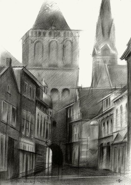 Culemborg - 21-11-15 - Corné Akkers art works