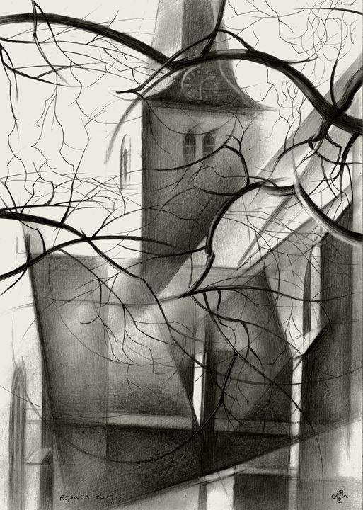 Rijswijk - 04-12-15 - Corné Akkers art works