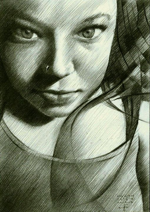 The art of selfie - 02-08-14 - Corné Akkers art works