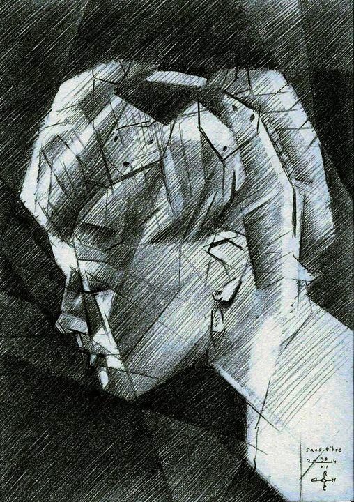 Sans titre - 30-07-14 - Corné Akkers art works