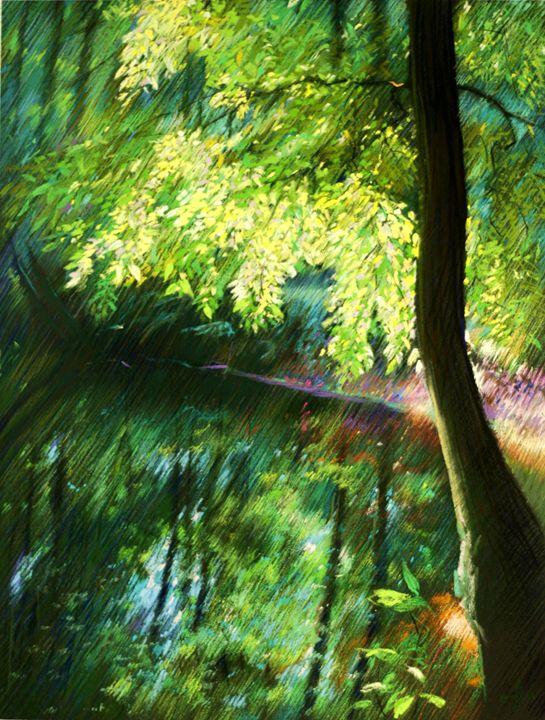 Estate Oosterbeek - 15-07-14 (sold) - Corné Akkers art works