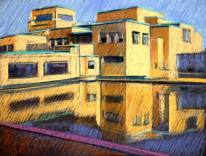 Gemeentemuseum 01 (2014) - Corné Akkers art works