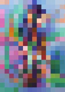 The return of Bettie Page - 12-08-15 - Corné Akkers art works