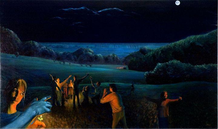 Elysian fields (2008) - Corné Akkers art works