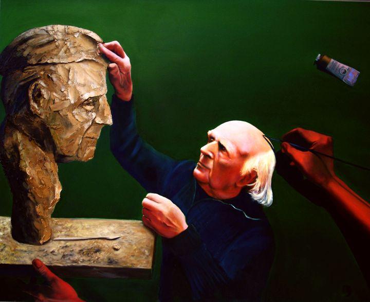 Maris (2007) (sold) - Corné Akkers art works