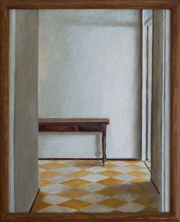 Erasmus (2004) (sold) - Corné Akkers art works
