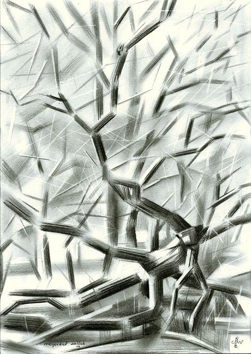 Meyendel - 22-03-16 - Corné Akkers art works