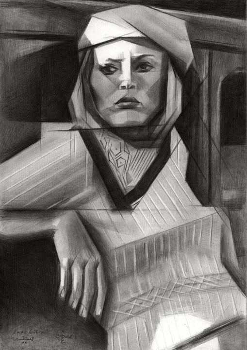 Sans titre – 30-07-18 - Corné Akkers art works